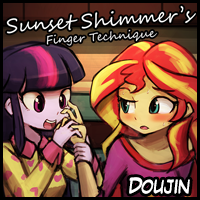 Finger Technique Doujin!