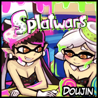 Splatwars Doujin!