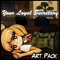 Your Loyal Secretary Doujin!