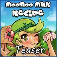 Teaser! MooMoo Milk Recipe!