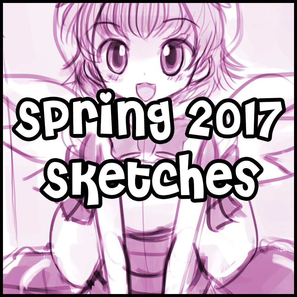 Spring 2017 Sketches