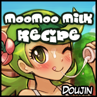 Doujin! MooMoo Milk Recipe!