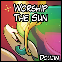 Doujin! Worship the Sun!