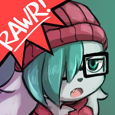 RAWRvatar – Screamo Shaymin