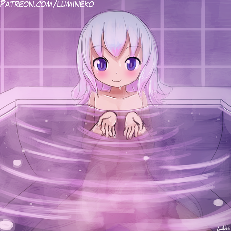 Speed Paint – Chalcy Bath Time