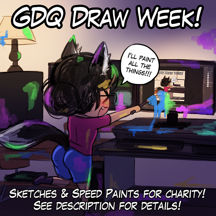GDQ Draw Week!