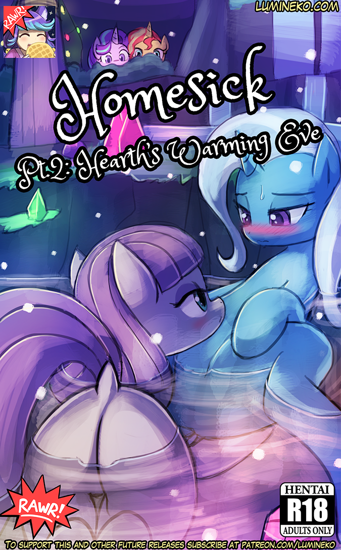 Homesick Pt.2: Hearth's Warming Eve – Cover