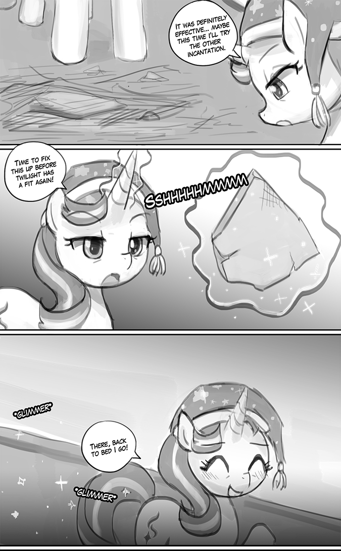 Homesick Pt.2: Hearth's Warming Eve – Pg 2