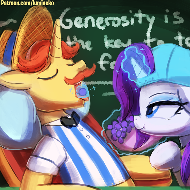 S8E16 – Grape Generosity
