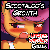ABP - Scootaloo's Growth Spurt! Every Sunday and Wednesday!