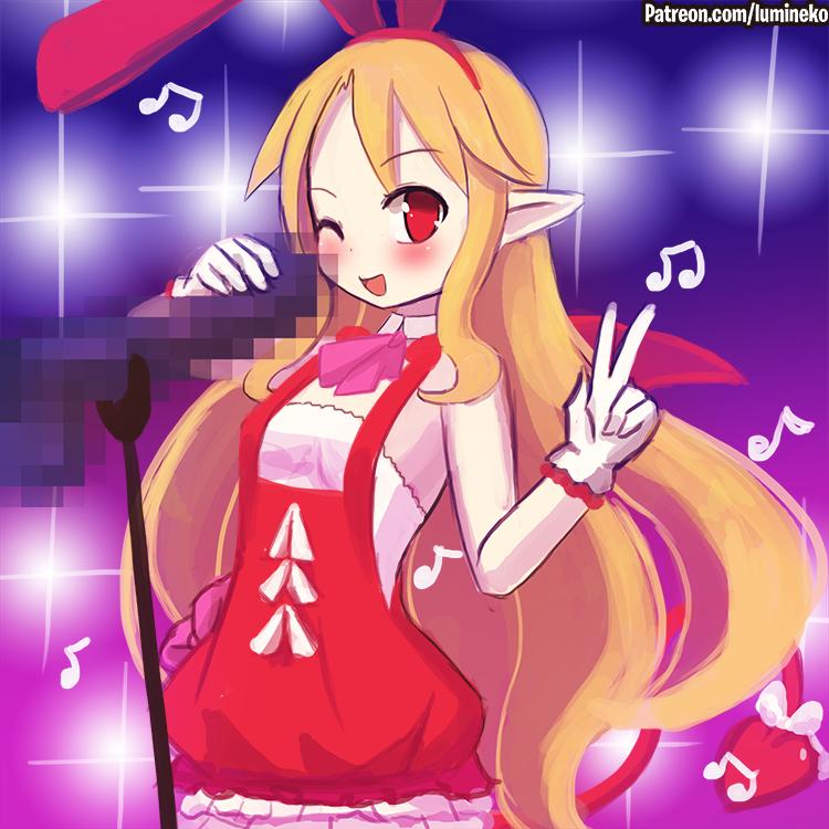 (NSFW?) Idol Flonne