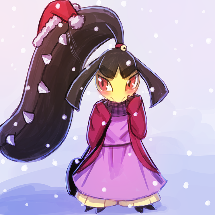 Winter Mawile