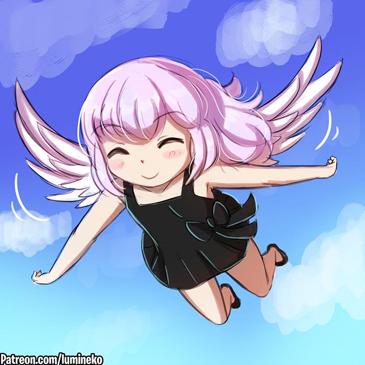 Relaxing Flight