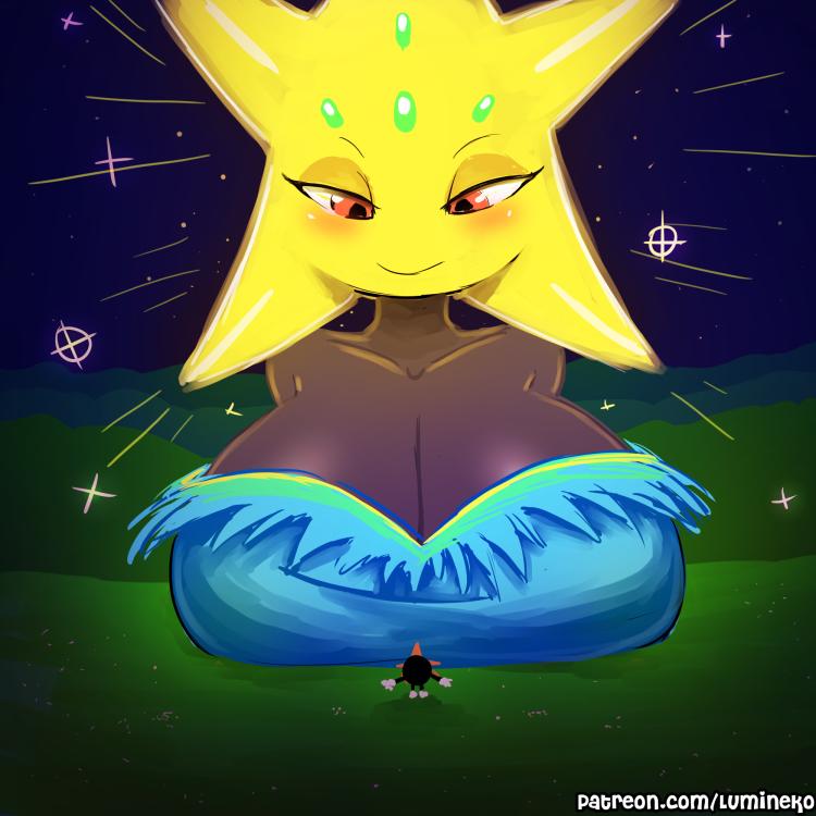 The Goddess Arrives
