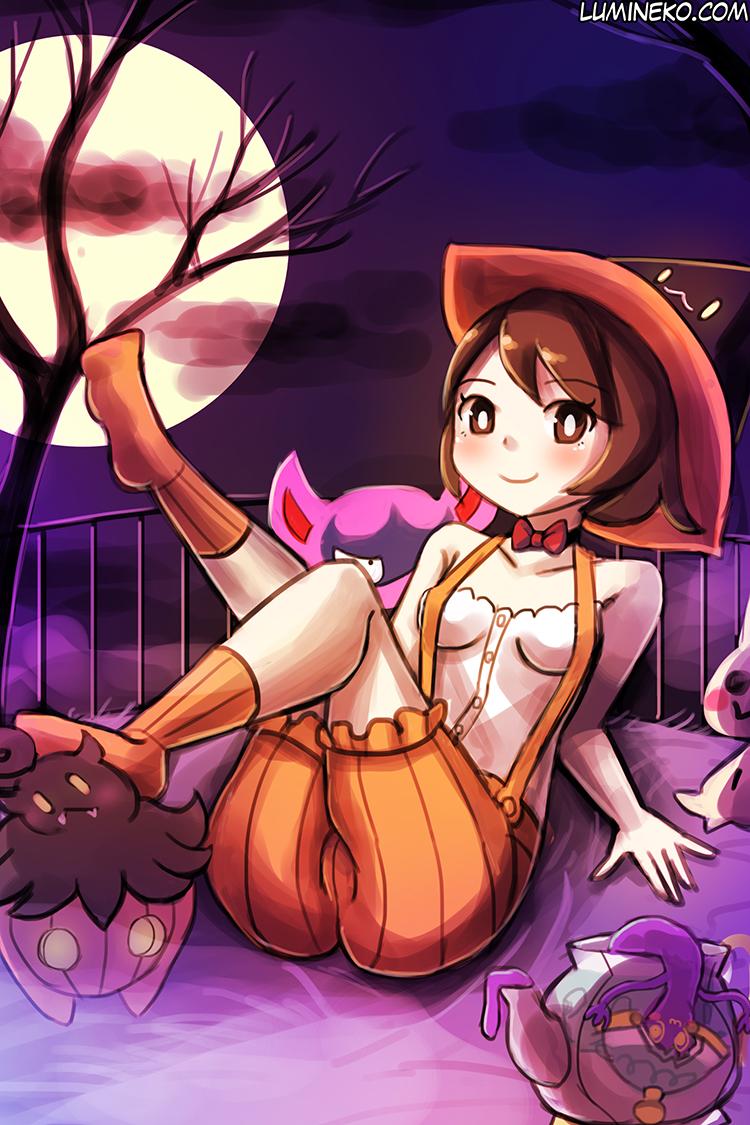 Halloween Gloria