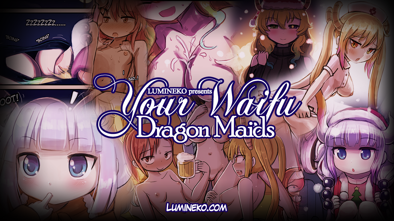 Your Dragon Maid Waifus artworks collection!