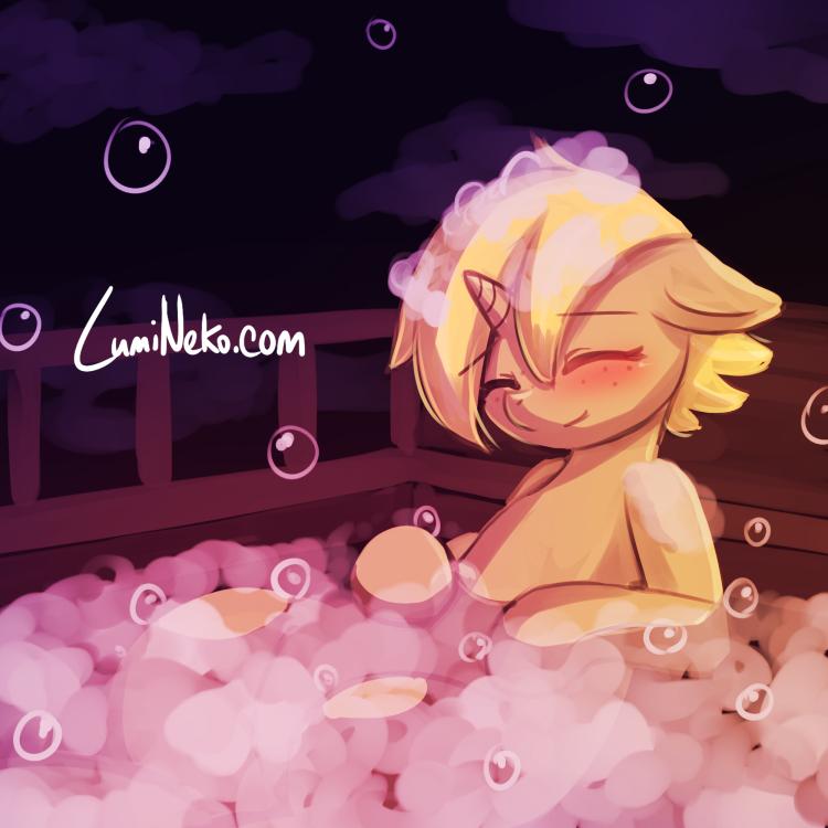 #6 – Bubble Bath
